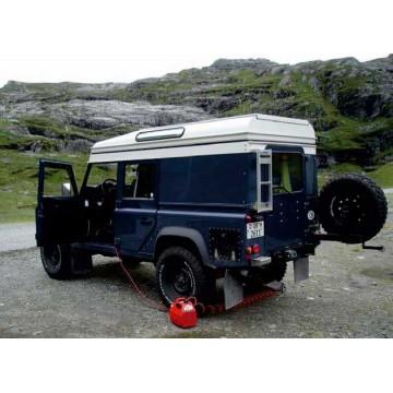 Soporte rueda en chasis Kaymar para Land Rover Defender 90/110