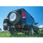 Parachoques trasero Kaymar para Land Rover Discovery II TD5