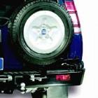 Soporte de rueda derecha Kaymar para Land Rover Discovery II TD5