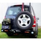 Soporte de rueda izquierda Kaymar para Land Rover Discovery III