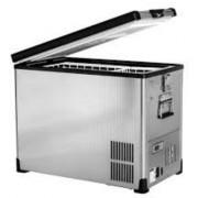 Nevera - Congelador SNOMASTER Traveller Series Acabado Inox 42L