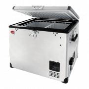 Nevera - Congelador SNOMASTER Classic Series Acabado Inox 40L