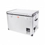 Nevera - Congelador SNOMASTER Classic Series Acabado Inox 60L