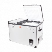 Nevera - Congelador SNOMASTER Classic Series Acabado Inox 56L (DUAL) 26/30L