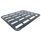 Baca Plataforma en Aluminio negra Pioneer RHINO RACK de 1528mm x 1236mm