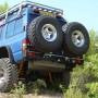 Soporte de rueda izquierda/derecha Kaymar para Nissan Patrol Y60
