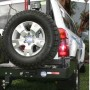 Soporte de rueda izquierda/derecha Kaymar para Nissan Patrol Y61 +05