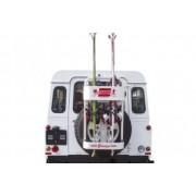 Accesorio convertidor Fabbri de portaesquis y snowboard a portabicicletas (3  bicicletas)