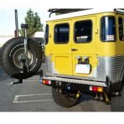 Soporte de rueda derecha/izquierda Kaymar para  Toyota BJ40