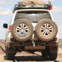 Soporte de rueda derecha/izquierda Kaymar para  Toyota  VDJ 200