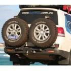 Soporte de rueda derecha Kaymar para  Toyota  VDJ 200