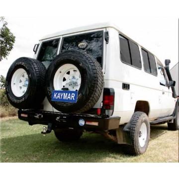 Soporte de rueda derecha Kaymar para  Toyota   HZJ / BJ 75