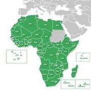 RECREATIONAL MAP AFRICA