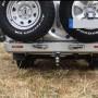 Parachoques trasero Kaymar para Toyota KDJ 120