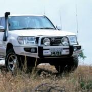 Defensa Delantera Sahara ARB para Toyota HDJ105