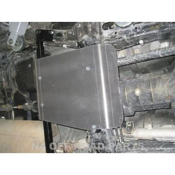 Cubretransfer Duraluminio 8mm de N4 para Nissan Y61 -03 3P