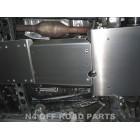 Protector caja de cambios Duraluminio 8mm de N4 para Toyota HDJ 100