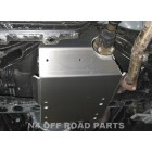Protector transfer Duraluminio 8mm de N4 para Toyota HDJ 100
