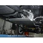 Protector cambio y transfer Duraluminio 8mm de N4 para Toyota HZJ 105